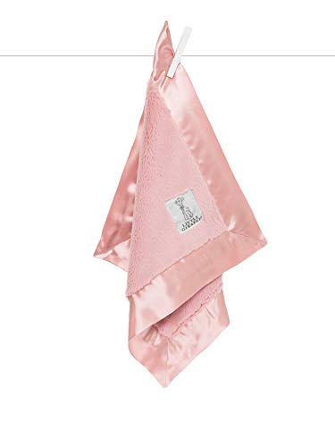 (Little Giraffe Luxe Solid Blanky, Lotus, 14
