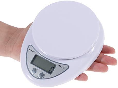 Anpro Bilancia Elettronica Portatile Digitale A Led 5 Kg 1 G Bilancia Postale Bilancia Da Cucina Amazon It Casa E Cucina