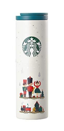 - Starbucks Troy Nutcracker Tumbler Stainless Steel 16oz (Nutcracker)