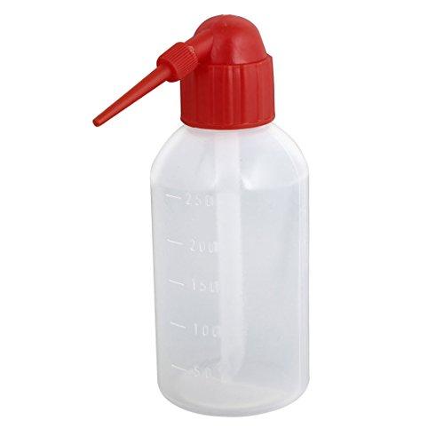 Plastic Water Spray Bottle Pressurized Sprayer 250ML Capacity