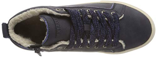 400 Warm Altas Zapatillas Cherry navy Mujer Esprit Azul Para qAUfwn8