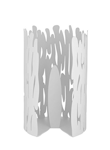 Alessi Barkroll Kitchen Roll Holder by Boucquillon & Maaoui (White) Alessi Paper Towel Holder