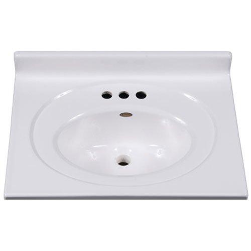 Oval 19 Lavatory Sink - 7