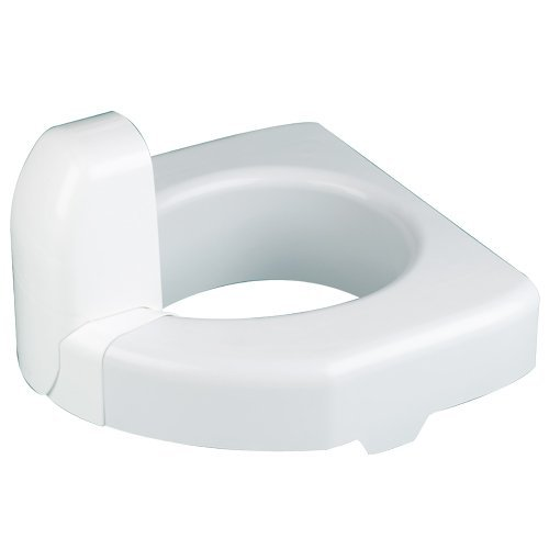 Splash Guard Toilet Seat Directs Urine Home Care Disability Elevated Fits Most Toilet Seats