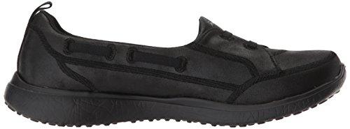 Skechers Vrouwen Microburst Liefste Sneaker Zwart