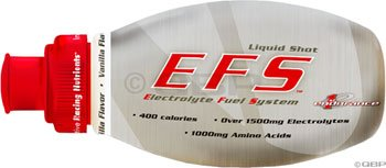 1st Endurance EFS Liquid Shot, Vanilla, Box of 6