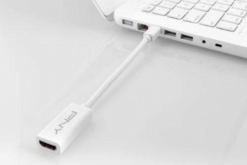 PNY Thunderbolt Mini DisplayPort to HDMI Adapter (A-DM-HD-W01)