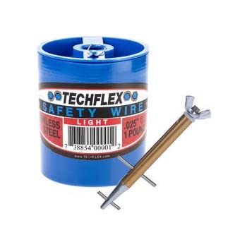 """CLT05-Clamptite-4 3//4/"""" Plated Steel////Aluminum Tool with Wingnut"""