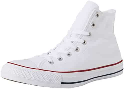 2806ad79b9ef Mens Converse Chuck Taylor All Star High Top Sneakers (Optical White