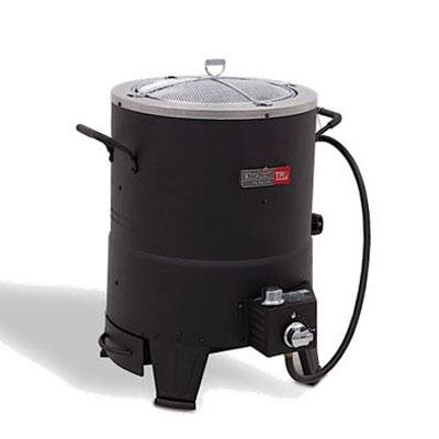 Charbroil Big Easy Oil (CHAR-BROIL 14101480 Oiless Infrared Turkey Fryer, 20.3