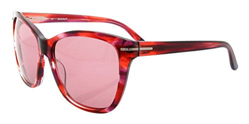 Gant Women Sunglasses red - Sunglasses Women Gant