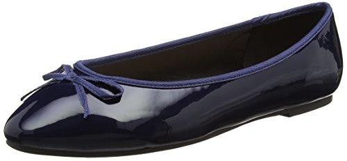 Marino Ballet Ballet Azul Toe Zapatillas de Mujer Almond Desconocido 6E8qF7E