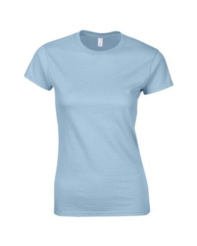 blue Misure Maglietta Ad Anello Colori Softstyle shirt Small Filato S Con xxl T Donna Da 25 PZwUXP