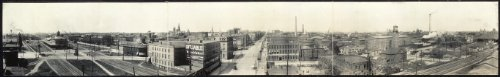 Photo Panoramic photo of Erie, Pa. 1912