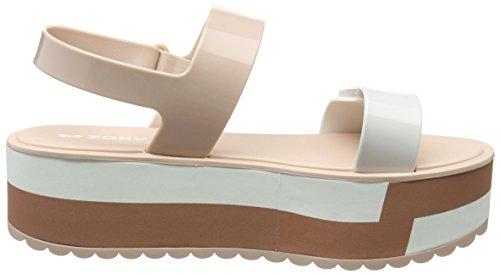 Platform Blush Plateau Zaxy con Pink Donna Sandali Splash Rqw5450U