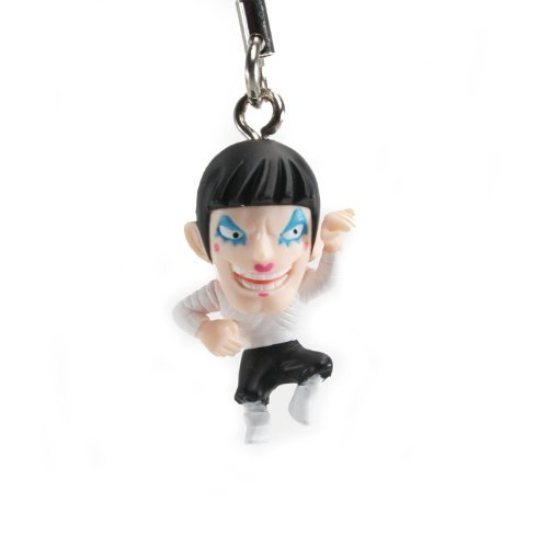 One Piece Cell Strap - Impel Down + Marineford Group Gashapon - Bon Clay