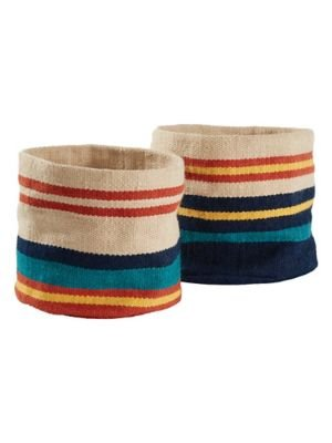 Woven Nesting Basket, Set Of 2 by Pendleton