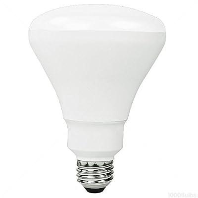 TCP 85W Equal 5000K BR30 LED Light Bulb - Dimmable 12W - TCP LED12BR30D50K
