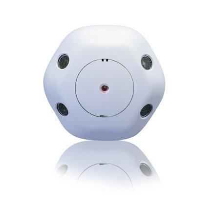 WattStopper WT-1100 Ultrasonic Ceiling Occupancy Sensor, 1100 Sq. Ft., White For Sale