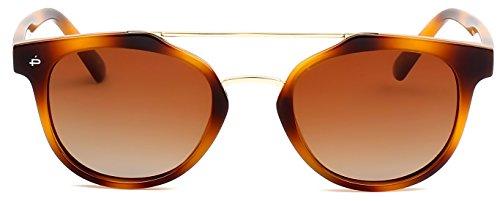 PRIVÉ REVAUX ICON Collection The Churchill Designer Polarized Round Sunglasses
