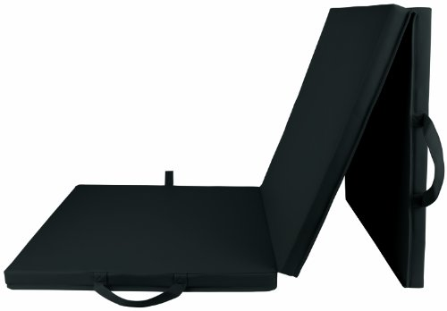 Aeromat 34305 36 in. Deluxe Folding- Black