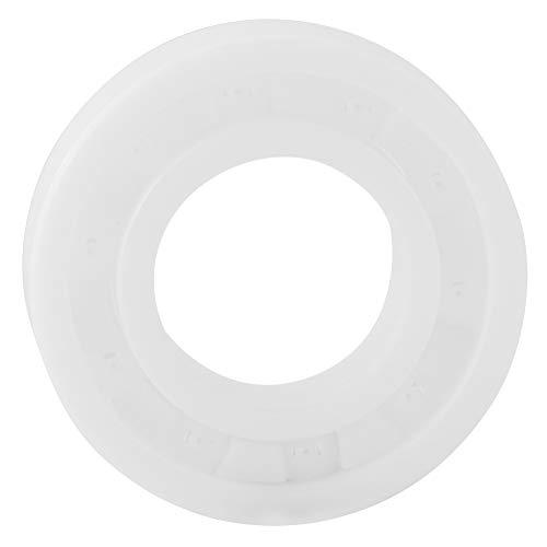- Akozon Bearing, 1pc White Color ZrO2 Ceramic Miniature 6901 Ball Bearing 12246mm, Bearing Wheel