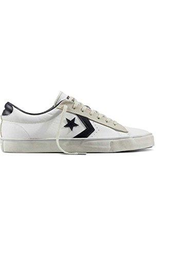 Converse Scarpe Sneakers PRO LEATHER Uomo Bianco 156741C-100