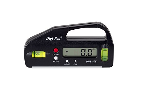 DigiPas Digital Electronic Protractor accuracy product image