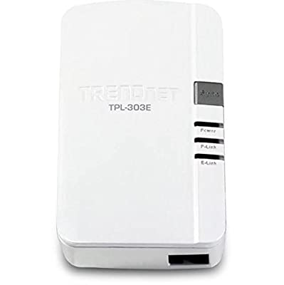 TRENDnet 200 Mbps Powerline AV Adapter