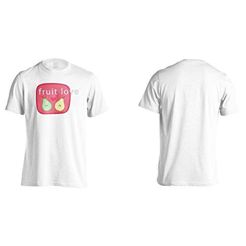 Neue Fruchtliebe Leckere Neuheit Herren T-Shirt l352m
