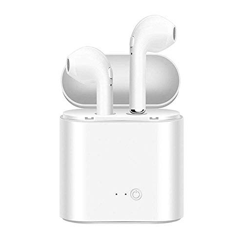 Bluetooth Headphones 4.2 Wireless Earbuds Mini In-Ear Earphones with...