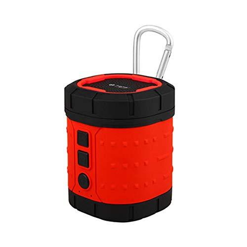 BV350Mini Outdoor Portable Hands-free Card Wireless Bluetooth 4.0 Speaker - Earphones & Speakers Speakers - (Red) - 1 X Bluetooth Speaker