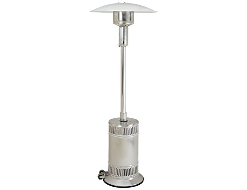 Patio Comfort Stainless Steel Portable Patio (40000 Btu Freestanding Patio Heater)