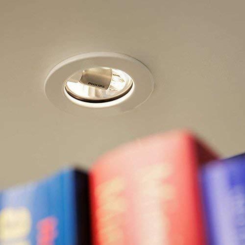 Philips LED G9 Bombilla cápsula , 2.5 W (25 W) - luz blanca cálida: Amazon.es: Iluminación