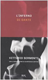 Book L'Inferno DI Dante (Italian Edition)