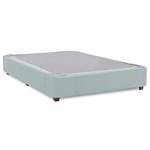 Howard Elliott 241-200S Platform Bed Conversion Kit & Boxspring Cover, Full, Sterling Breeze