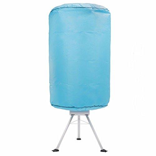 Adumly Folding Drying Machine Portable Laundry Clothes Dryer