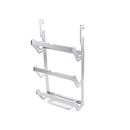 vertical pot lid organizer - 4