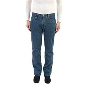 Versace Collection Men's Regular Fit Blue Jeans US 34 EU 50