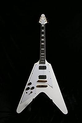 Starshine Lefthand Flying V - Guitarra eléctrica MG-FL01, color ...