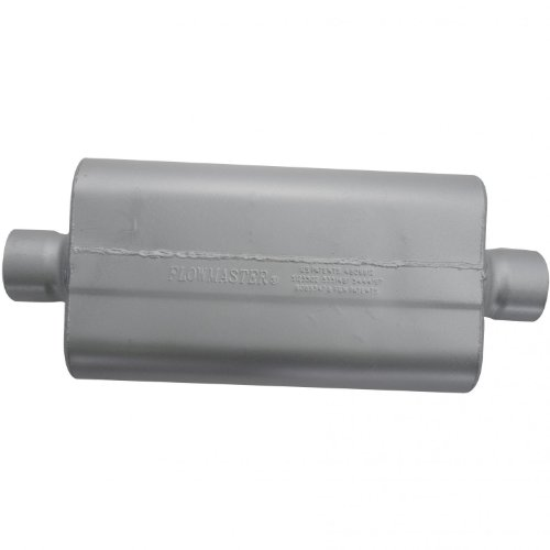 Flowmaster 943050 50 Delta Flow Muffler - 3.00 Center IN / 3.00 Center OUT - Moderate Sound by Flowmaster (Image #2)