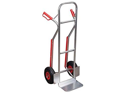 Perel OHT10 Robuste Aluminiumrahmen Sackkarre, Belastung 200 kg