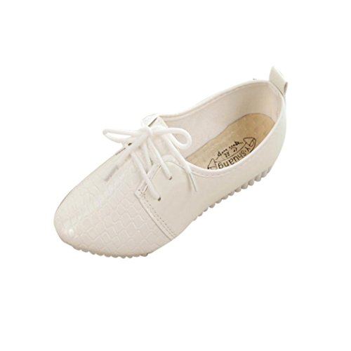 Loafers White Summer On Shoes Comfort Shoes Flat Spring Shoes Women Ladies Clode® Slip 7F0g0q