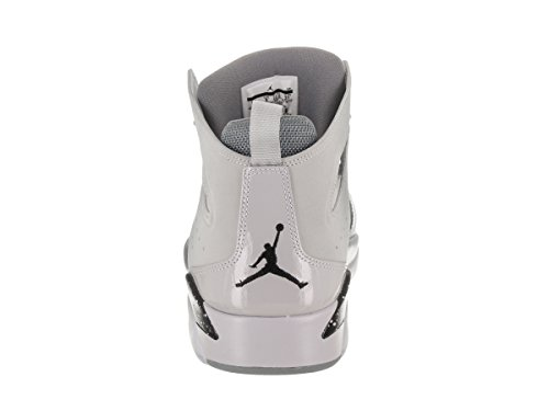 Mens Grey '91 555475 Grey Cool Sneakers NIKE Jordan Wolf FLTCLB Fashion Black qPYwEAtE