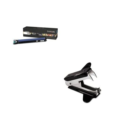KITLEXC950X71GUNV00700 - Value Kit - Lexmark C950X71G Photoconductor Kit (LEXC950X71G) and Universal Jaw Style Staple Remover (UNV00700)