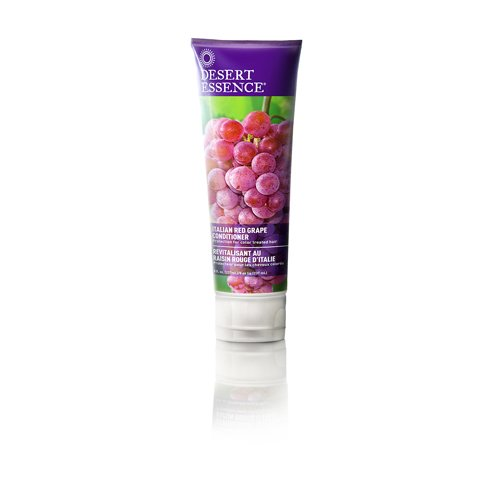 Desert Essence Conditioner Italian Red Grape, 8 Fluid Ounce - Red Organic Conditioner