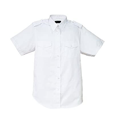 Aero Phoenix - Elite Men's Short Sleeve Pilot Shirt