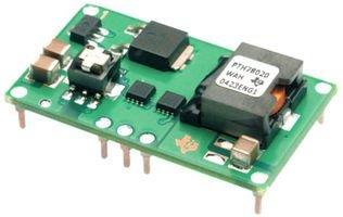 Texas Instruments Ptn78020waz non isolées Pol DC/DC Converter, réglable, surface mount Dip, 90W, 2,5V, 12,6V, 6A