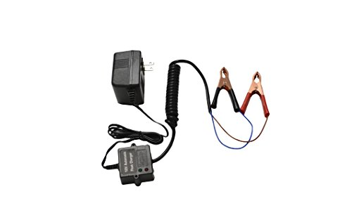 Ast Generator - 12 Volt Fool-Proof Automatic Battery Float Mode Charger (Charges 12V Batteries)