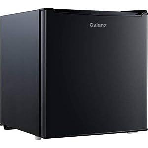 1.7 Cubic Foot Compact Dorm Refrigerator,...